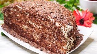 """Нереально вкусный Торт """"Нежность""""  От НЕГО еще НИКТО не отказался!"""