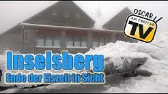 Inselsberg: Ende der Eiszeit in Sicht