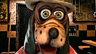 JASPER el PERRO me ODIA - Five Nights at Chuck E. Cheese's: Rebooted (Noches 3 y 4) [FNAF Game]