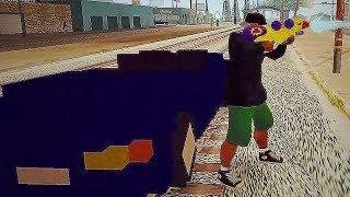 Los Mods Mas Graciosos y Raros de GTA San Andreas | Parte #4
