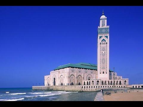 Grande The Hassan II Mosque of Casablanca Morocco