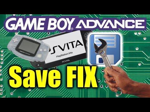 Как починить сохранения в играх GameBOY Advance [Save] [Fix]  Ps Vita 3.69 3.70  gpSP VHBL
