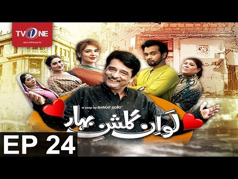 Love In Gulshan E Bihar - Episode 24 - TV One Drama - 10th August 2017