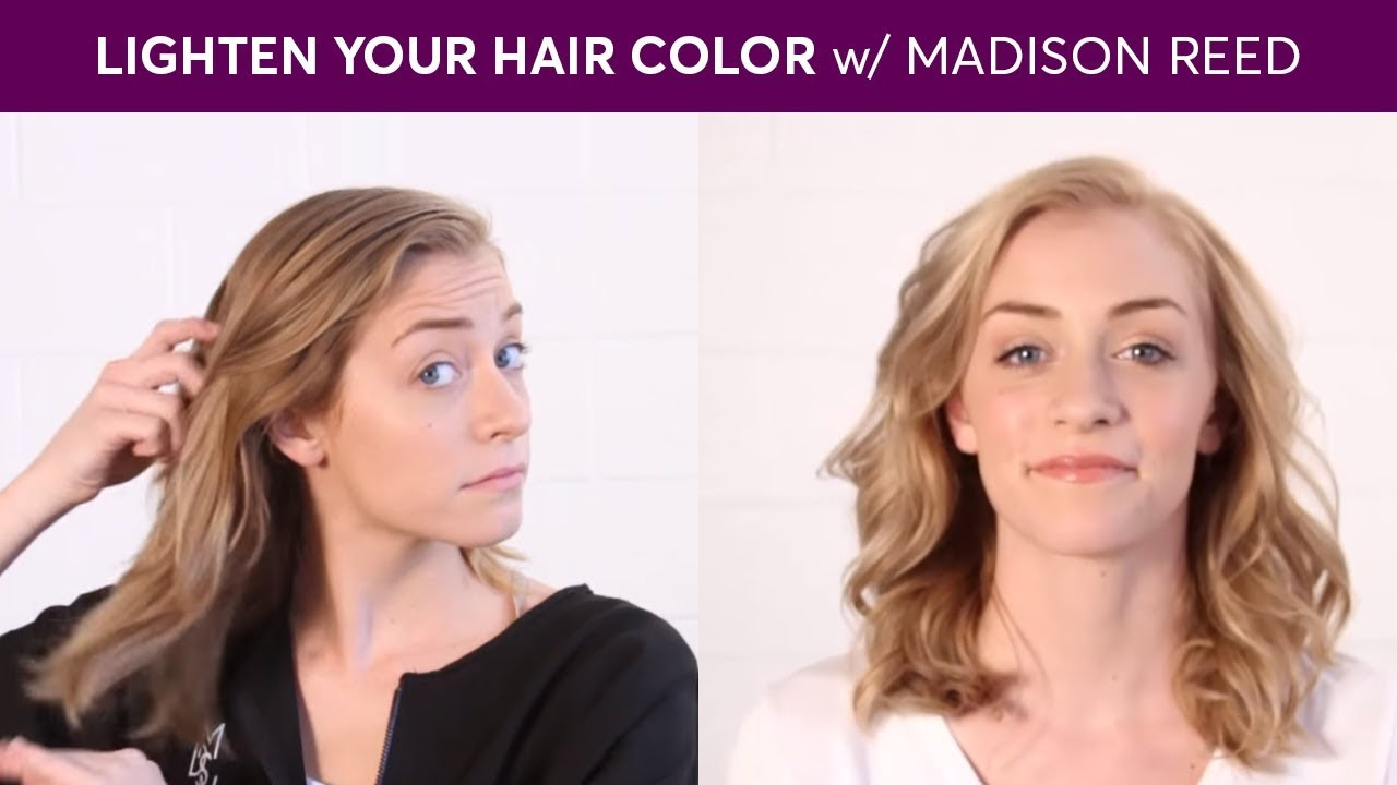 What Is Madison Reed Hair Coloring
