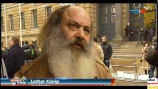 Pfarrer Wegen Landfriedensbruch Vor Gericht