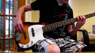 Red Hot Chili Peppers- Snow ((Hey Oh)) bass cover