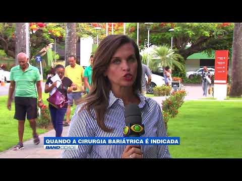 """""""Band Cidade - Alô Doutor: Quando a cirurgia bariátrica é indicada"""""""