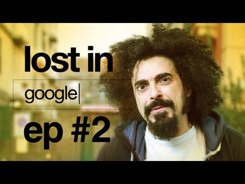 Lost in Google - ep. 2 - I'm feeling Lucky #lostingoogle