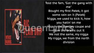 Ric Flair Drip Lyrics-QueenLyrics👑