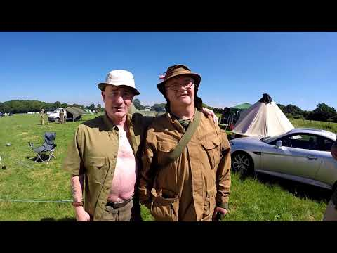 Wiltshire Man And The Preppers Meet 2018