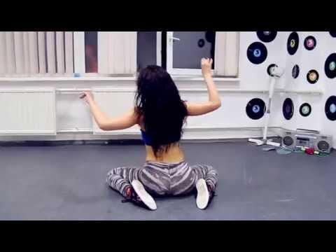 Sean Paul – Gimme The Light.Booty dance by Алена Македонская.All Stars Workshop 10.2014