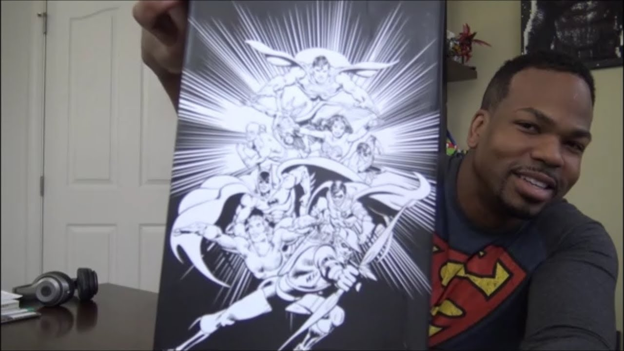 Justice League Converse Sneakers UNBOXING!!! - YouTube a00b1f405