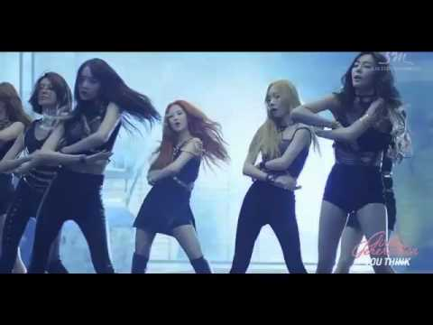 [HD] 150805 Girls' Generation SNSD 少女時代 You Think English Demo Version By SAARA