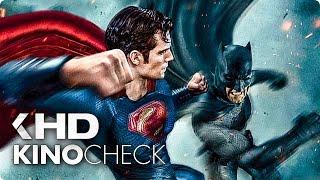 BATMAN VS SUPERMAN Kritik (2016)