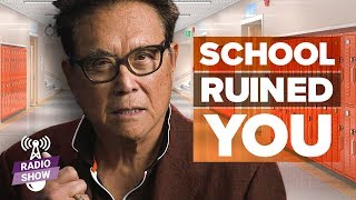 How To Achieve Success Despite the School System - Robert Kiyosaki