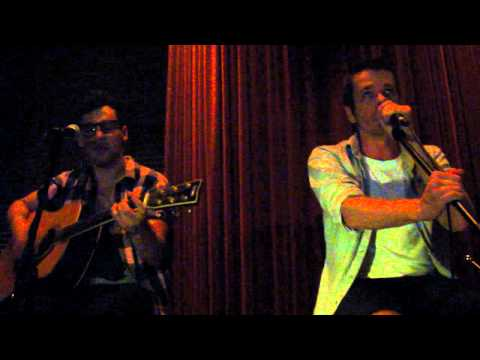 fun. cover Kanye West's Runaway, live Clift Hotel San Francisco