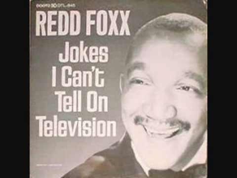Redd Foxx - Jokes I Can't Tell on Television (4 of 4)