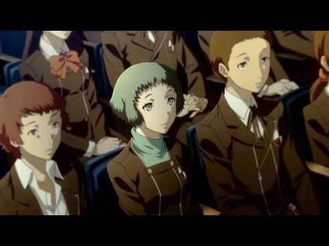 Persona 3 The Movie 4 Ending