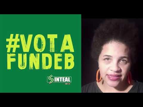 Mel Nascimento entra na campanha pelo #VotaFundeb