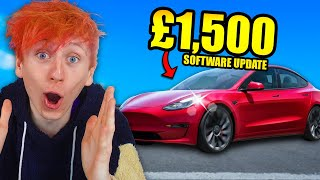 I bought a £1,500 ACCELERATION UPGRADE to make my Tesla 12% faster