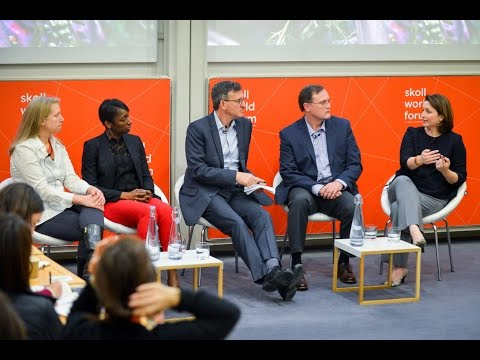 Building Bridges: Partnerships in Responsible Supply Chains #SkollWF 2017
