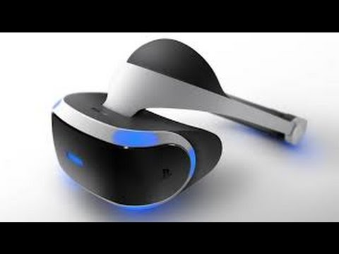 Playstation VR: Price and Date