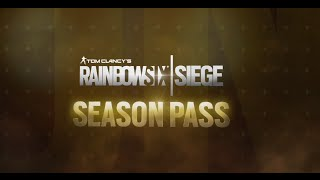 Tom Clancy's Rainbow Six Siege –Season Pass Trailer [EUROPE]