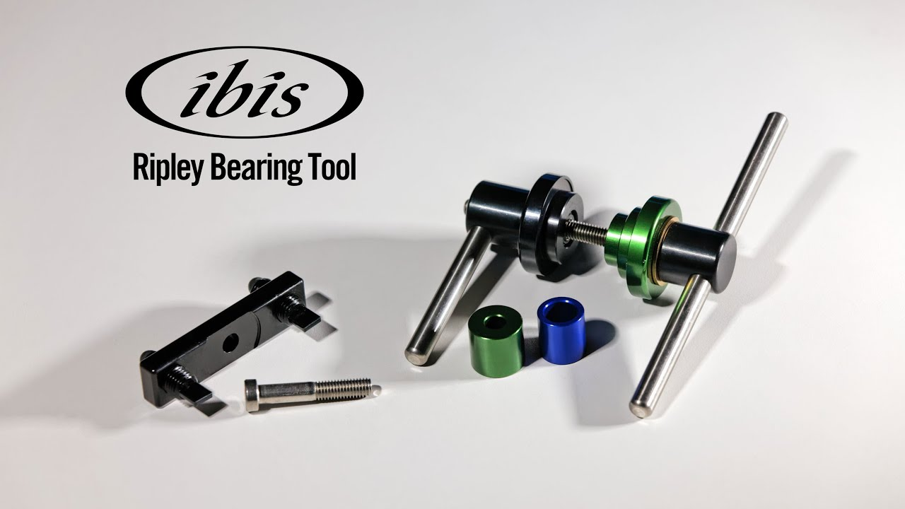How To Use The Ripley Bearing Tool