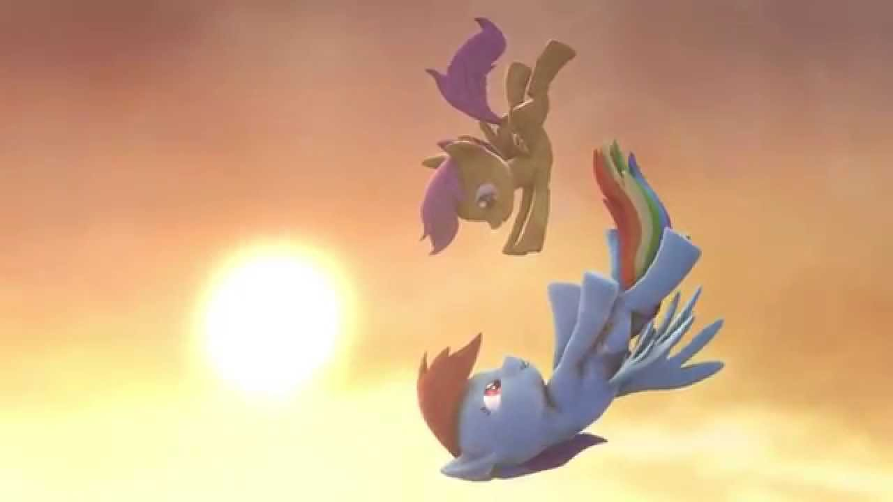 Rainbow Dash And Scootaloo Falling Sfm Youtube 21.06.2017 · rainbow dash flew above while scootaloo followed ahead on her scooter, making sure nopoy was in the way. rainbow dash and scootaloo falling sfm