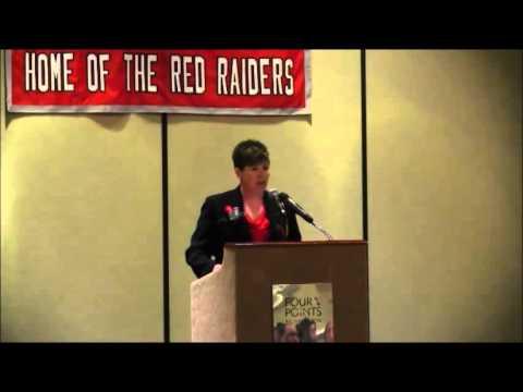 2013 Fitchburg High School Scholars' Banquet--Tara's Keynote Speech
