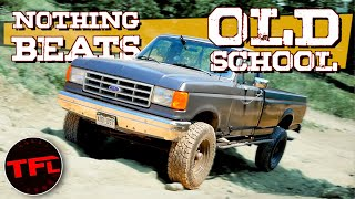 Are Old-School Trucks UNSTOPPABLE Off-Road? Here's All The Proof You Need!   Gunsmoke Ep. 8
