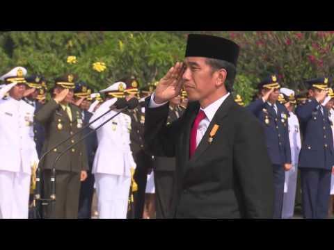Upacara Ziarah Nasional dan Ramah Tamah dalam Rangka Peringatan Hari Pahlawan Tahun 2016 Mp3
