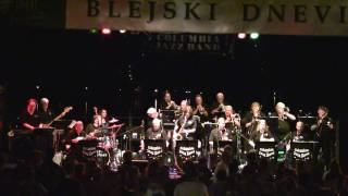 "The Columbia Jazz Band, ""Greensleeves"", (Bled, Slovenia)"