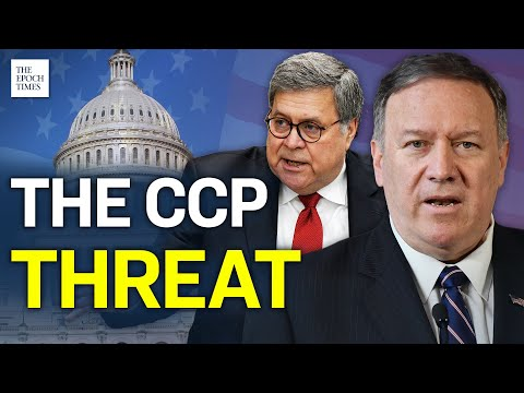 U.S. Officials: CCP Is the Biggest Threat to the West | Epoch News | China Insider