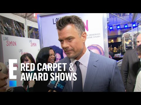 Josh Duhamel Gushes Over Costar Jennifer Garner  E! Live from the Red Carpet