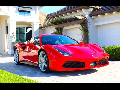 2018 Ferrari 488 GTB. Car Reviews Unplugged