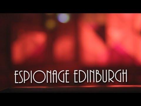 Espionage Edinburgh nightclub (filmed by broken blonde)