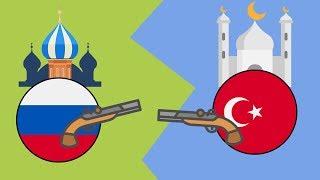 видео Русско-турецкая война (1828-1829): причины, итоги, основные события (таблица)