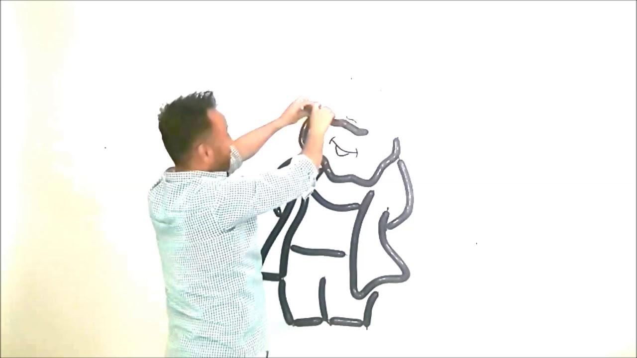 Balondan Resimler Nasrettin Hoca Yapımı Youtube