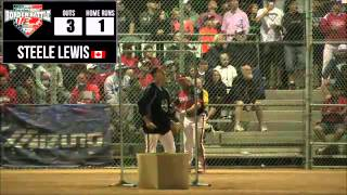 Combat Sports Home Run Derby at Border Battle 2014