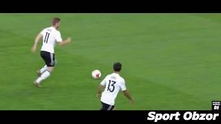 Финал КК Германия-Чили(1-0)