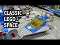 Custom LEGO 1980 Classic Space Monorail Planet   Brick Fest Panama 2018
