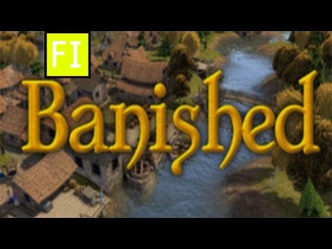 Banished   A lovely building-game.