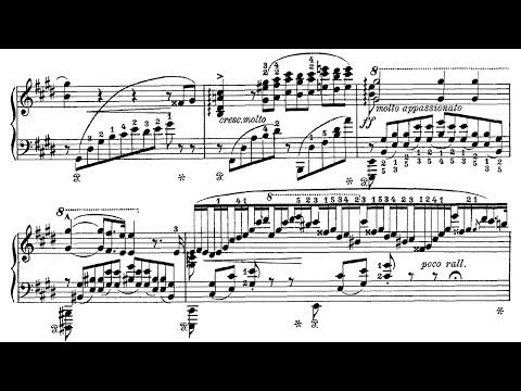 3 Sonetti del Petrarca, S.270 (Liszt) - Sheet Music
