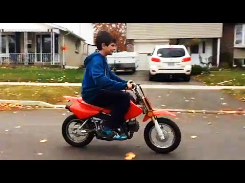 2000 Honda 50cc XR50R Dirt Bike