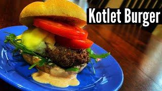 Kotlet Burger i Szafa che się sprzedać - Okazja !