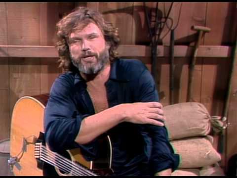Saturday Night Live - Kris Kristofferson - July 31, 1976