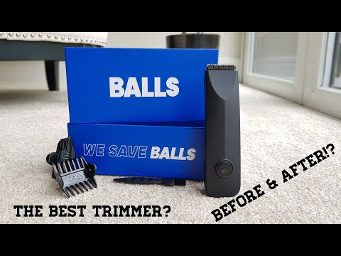 Balls Trimmer - Unboxing and Opinions...