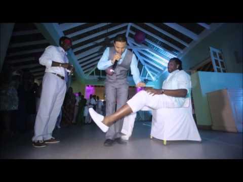 Wedding Director MC Aldo Ryan Destination Wedding Jamaica