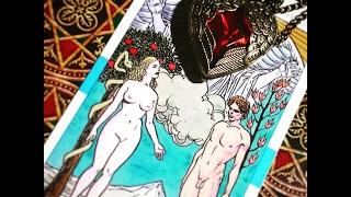 ОНЛАЙН прогноз (ГОРОСКОП) на любовь и отношения на МАРТ 2017. Гадание на картах таро